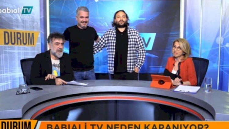 İlk Youtube haber kanalı Babıali TV kapandı