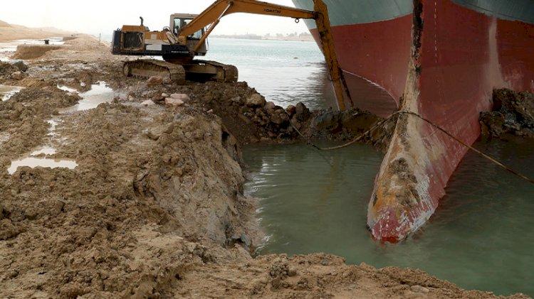 Süveyş Kanalı'nda 'gemi' krizi... Ankara'dan yardım mesajı