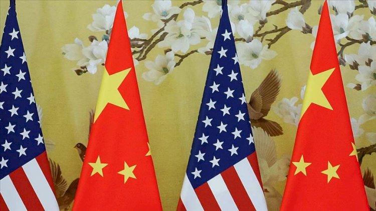 Çin'den ABD'ye 'Tayvan' tepkisi