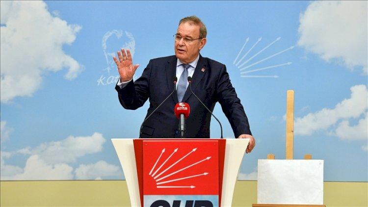 CHP'li Faik Öztrak'tan basın toplantısında CNN Türk muhabirine sert yanıt