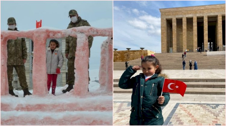 Hakkarili Hira Anıtkabir'e kavuştu