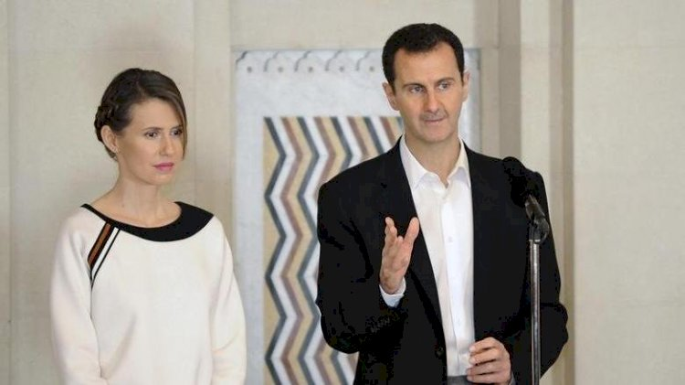 Esad çifti koronayı yendi