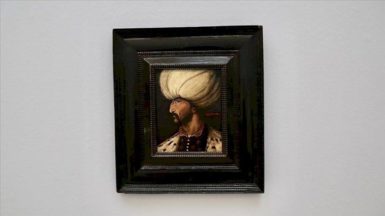 Kanuni'nin portresine rekor bedel