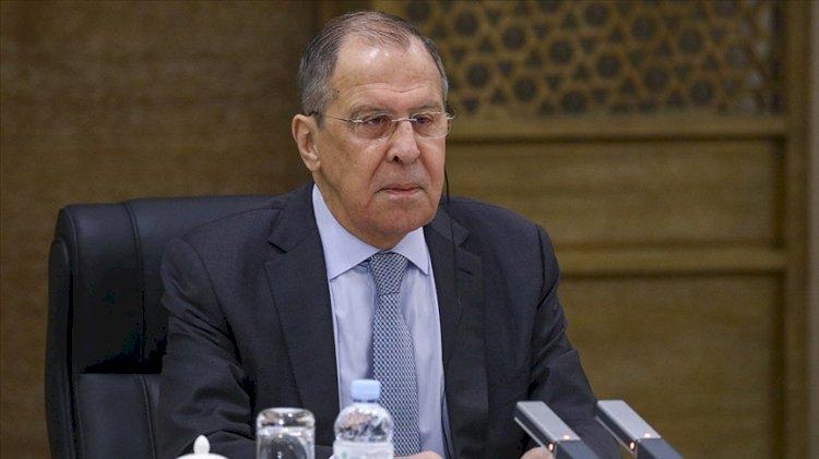 Lavrov'dan Türkiye'ye: Kiev'in militarist eğilimleri teşvik edilmemeli