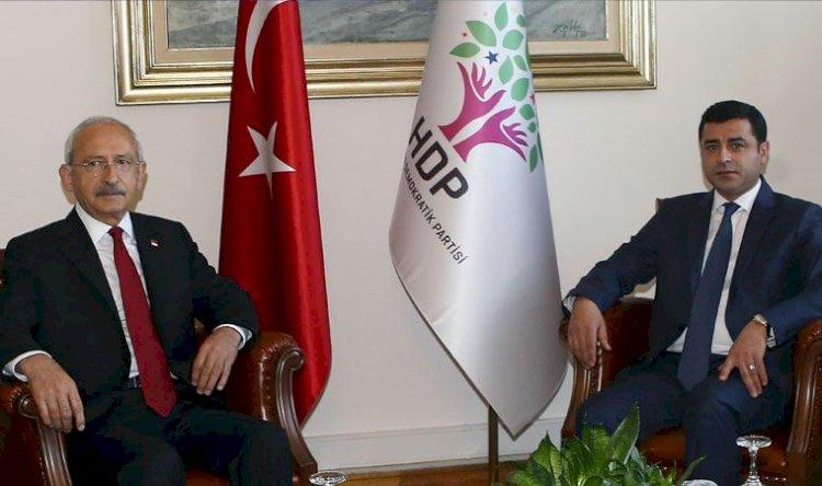 Selahattin Demirtaş'ın üstü kapalı tehdidine Kılıçdaroğlu ne dedi?