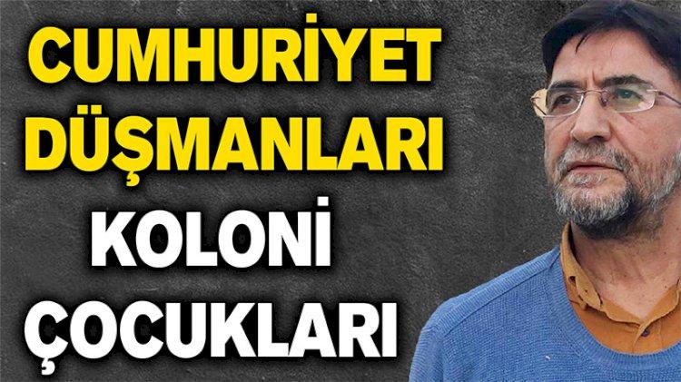 AKP - CHP - liberaller - tarikatlar - koloni çocukları  | Nihat Genç | Kurt