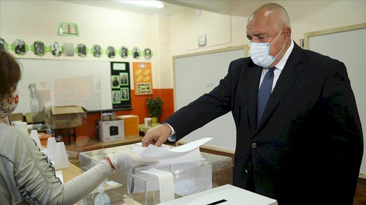 Bulgaristan'daki seçimi Borisov'un partisi kazandı