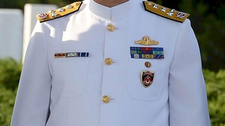 Bildiride imzası olan Amiral ne dedi?
