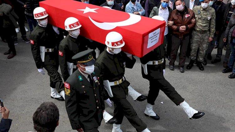 Türk Yıldızları Pilotu Şehit Yüzbaşı Gençcelep toprağa verildi