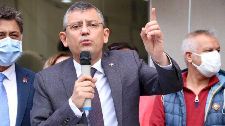 CHP'li Özel'den '104 amiral' açıklaması: Herkesin düşüncelerini açıklama özgürlüğü var