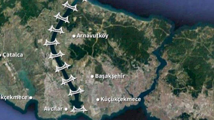 Kanal İstanbul'dan arazi alan şirketten açıklama