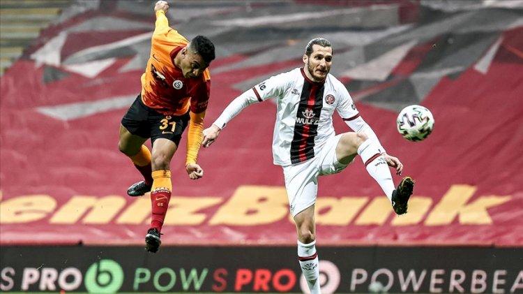 Galatasaray'da puan kayıpları devam ediyor