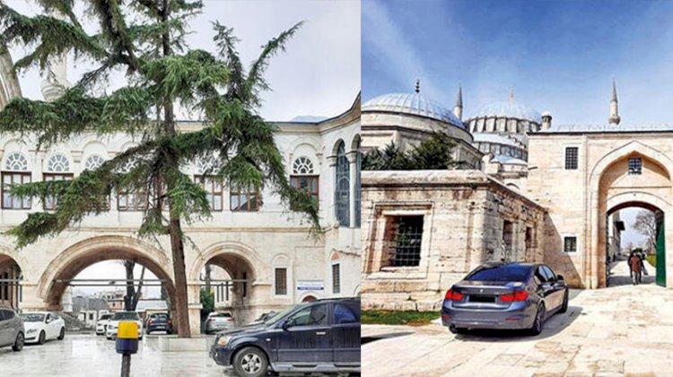 Tarihi camiler otopark oldu... İlber Ortaylı: Görgüsüzlük, çapaçulluk!