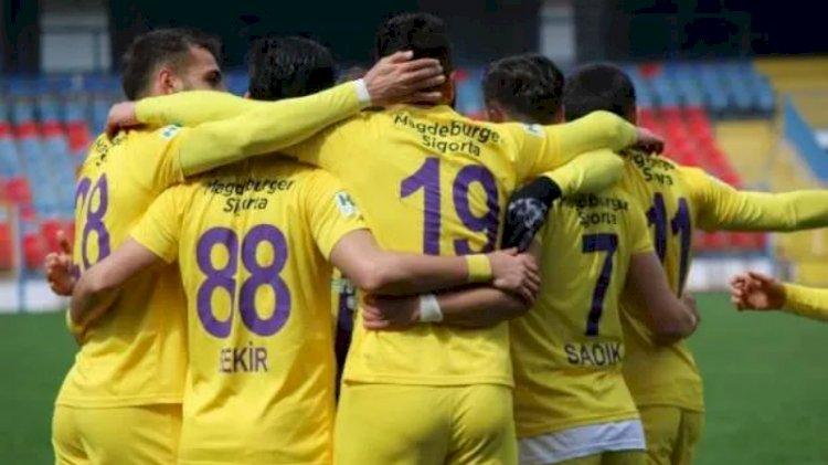 TFF 1. Lig'e yükselen iki ekip belli oldu