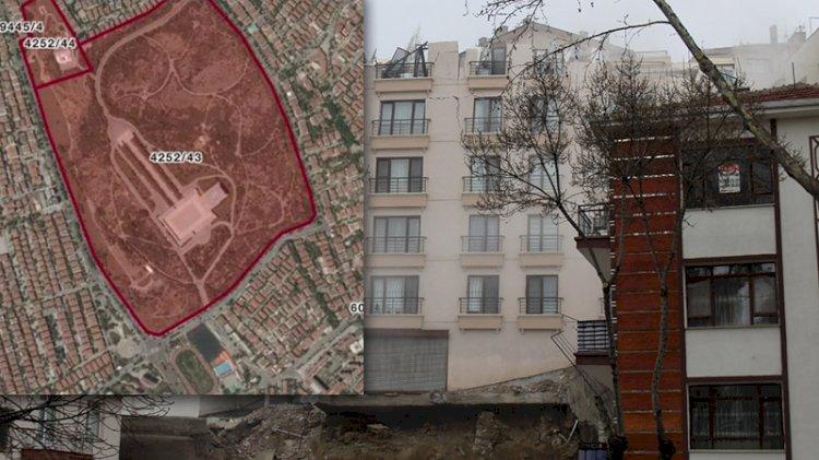 CHP'li belediyeden tepki çeken değişiklik... Anıtkabir'i perdeleyecek...