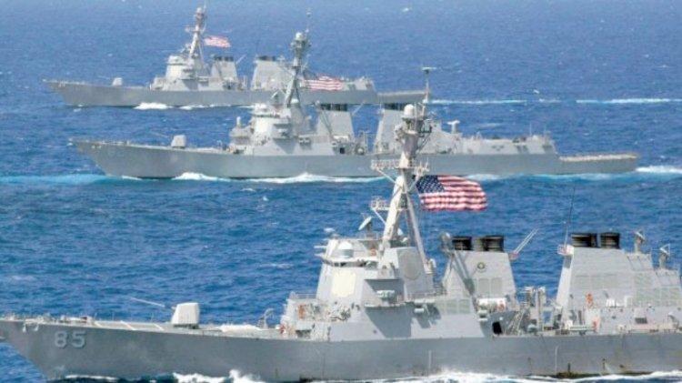 Amerikan gemilerine Moskova'dan uyarı: Risk çok yüksek
