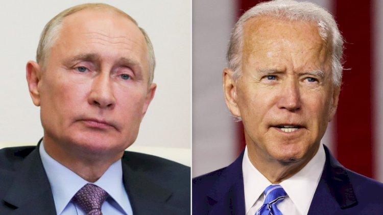 Biden'dan Putin'e Ukrayna telefonu