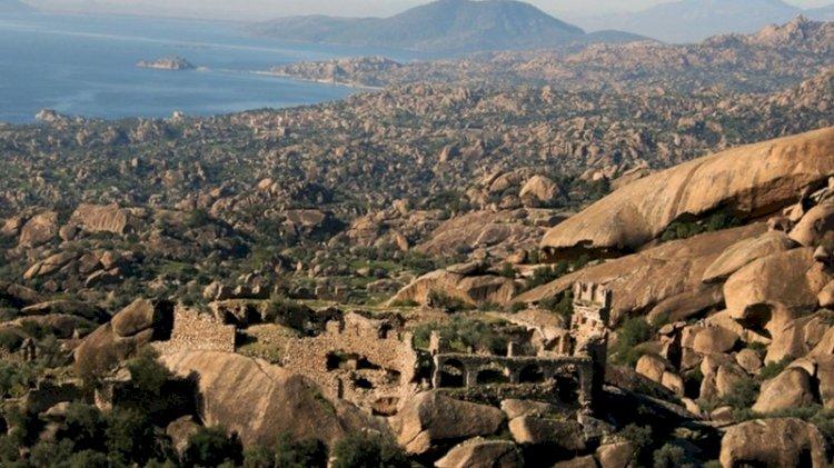 10 bin yıllık antik kent: Herakleia Latmos