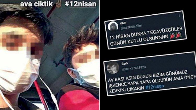 Sosyal medyadaki kan donduran '12 Nisan' paylaşımlarına gözaltı