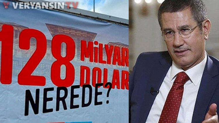 AKP'li Canikli'den '128 milyar dolar nerede' sorusuna yanıt