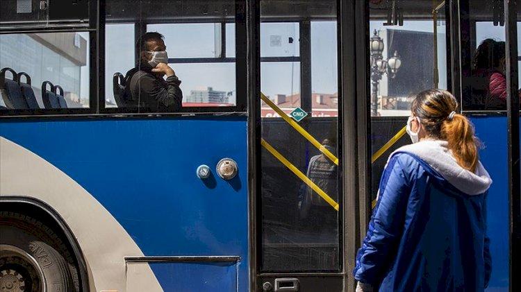 Yüz yüze eğitime devam eden öğrenciler toplu taşıma yasağından muaf tutuldu