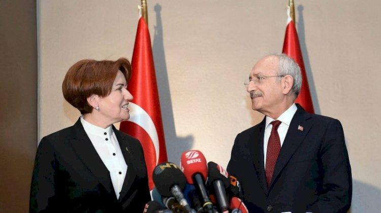 Kılıçdaroğlu'nun 'adaylık' açıklamasına Akşener ne dedi?