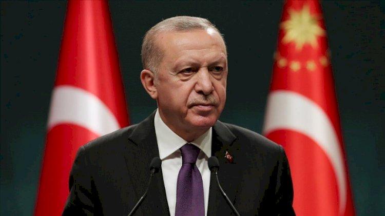 Erdoğan: Kanal İstanbul'un Montrö'yle alakası yok
