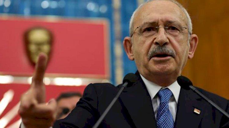 Kılıçdaroğlu'nun dokunulmazlığının kaldırılması için fezleke meclise sunuldu