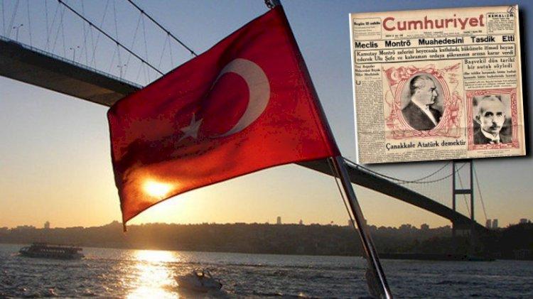 Atatürk'ün Montrö mesajı ne anlama geliyor?