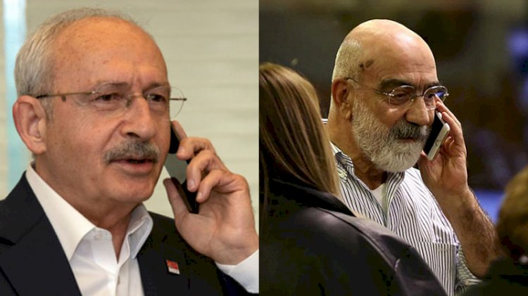 Kılıçdaroğlu'ndan Ahmet Altan'a geçmiş olsun telefonu