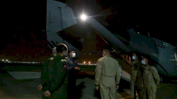 MSB duyurdu... NATO askerleri Türkiye'ye ulaştı