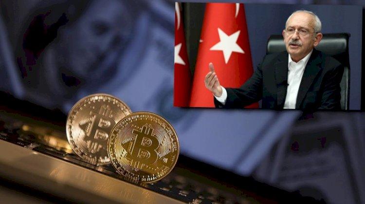 Kılıçdaroğlu'ndan 'kripto para' tepkisi