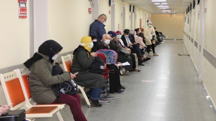 O il alarm verdi: Zorunlu olmadıkça hastanelere başvurmayın