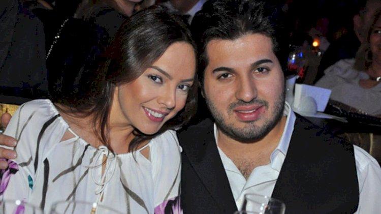 Ebru Gündeş'ten Reza Zarrab'a boşanma davası