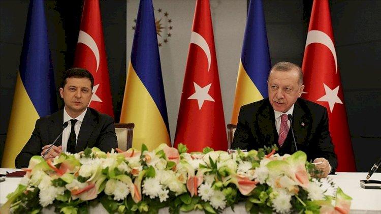 Zelenskiy'den Türkiye ve NATO mesajı