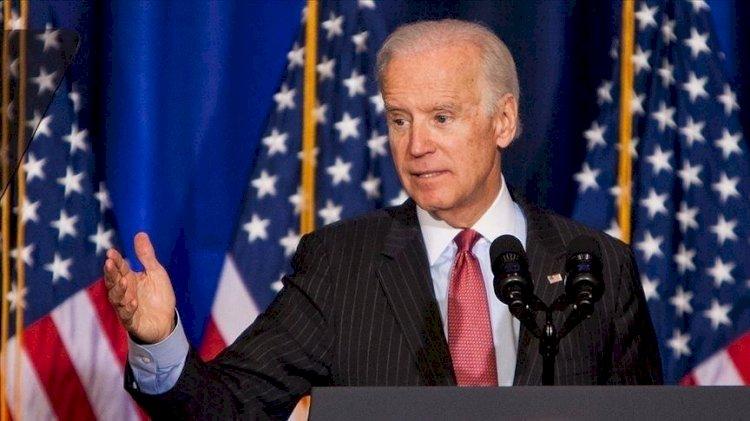 Biden'a 24 Nisan mektubu