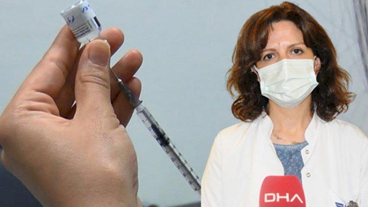 'Tek doz aşının zayi olmaması için çalışıyoruz'
