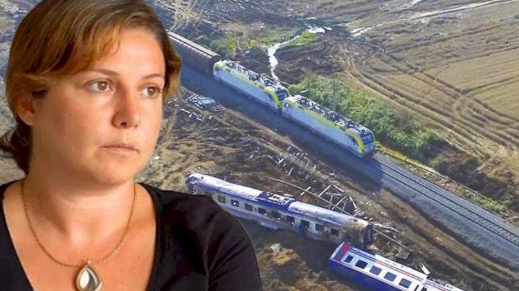 Çorlu'daki tren kazasında oğlunu kaybeden anne yoğun bakıma kaldırıldı