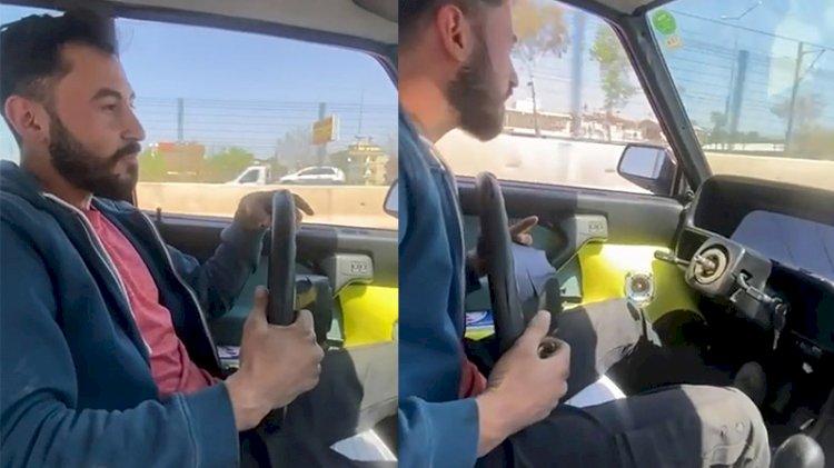 Direksiyonsuz araç kullanmanın cezası 144 lira!