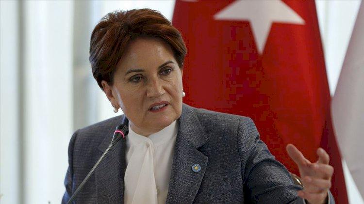 Meral Akşener: Tek aday olmalı