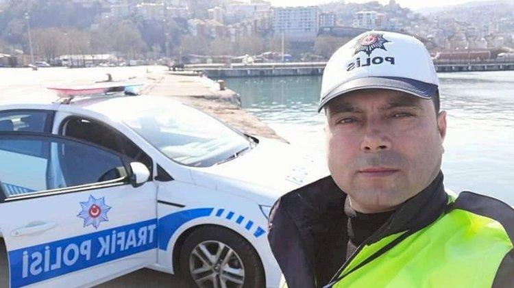 1 yıl önce anonsla 'tedbir' uyarısı yapan polis, koronavirüsten hayatını kaybetti