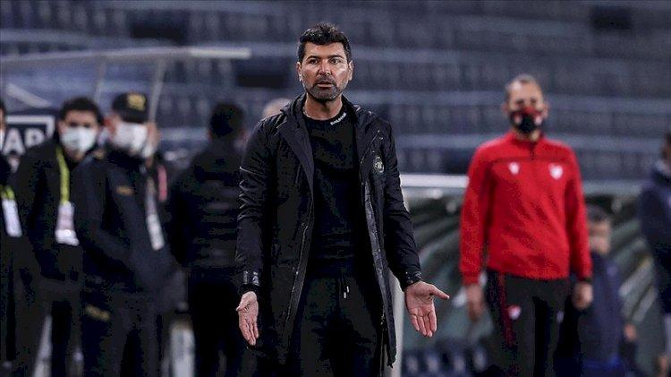 Denizlispor'da teknik direktör Hakan Kutlu istifa etti