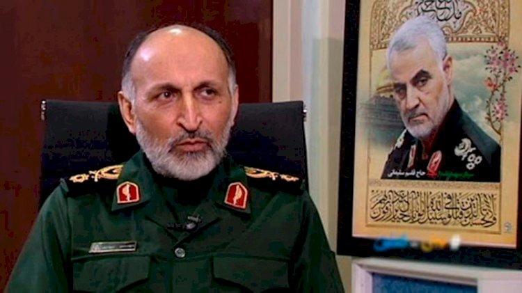 İranlı üst düzey komutan hayatını kaybetti