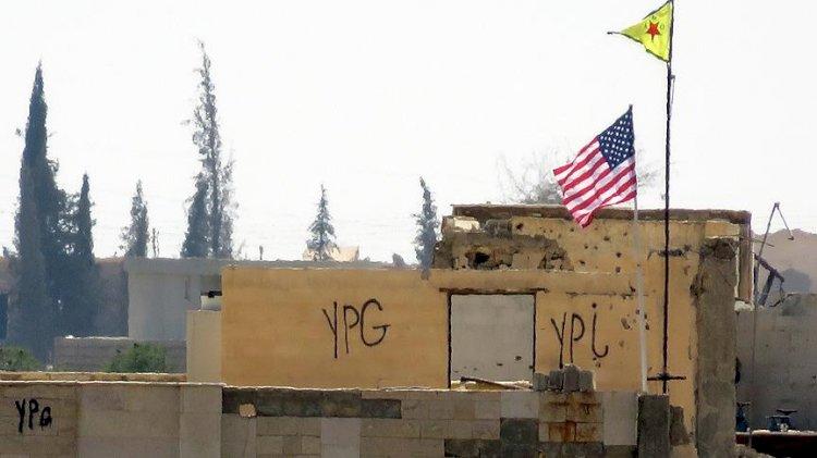 ABD'den PKK/PYD için yeni yığınak!