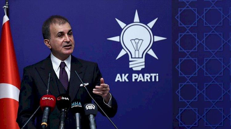 AKP Sözcüsü Çelik'ten 'sarıklı amiral' açıklaması