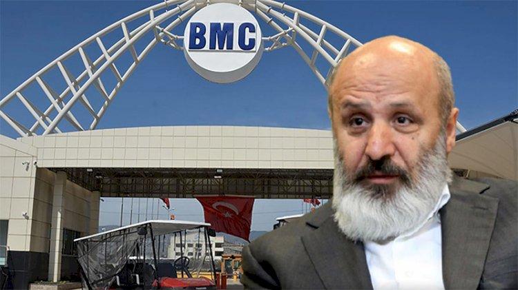 Ethem Sancak BMC'deki hisselerini kime devrediyor?