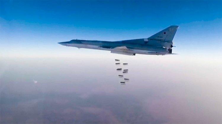 Rusya duyurdu... Suriye'de 200 militan öldürüldü