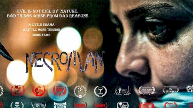 Türk yapımı 'Necroman' kısa filmine uluslararası alanda ödül yağdı