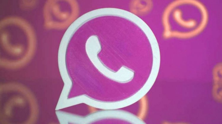Pembe WhatsApp tehlikesi! Sakın indirmeyin