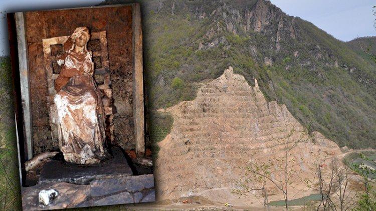 2 bin 300 yıllık tarihe dinamit!